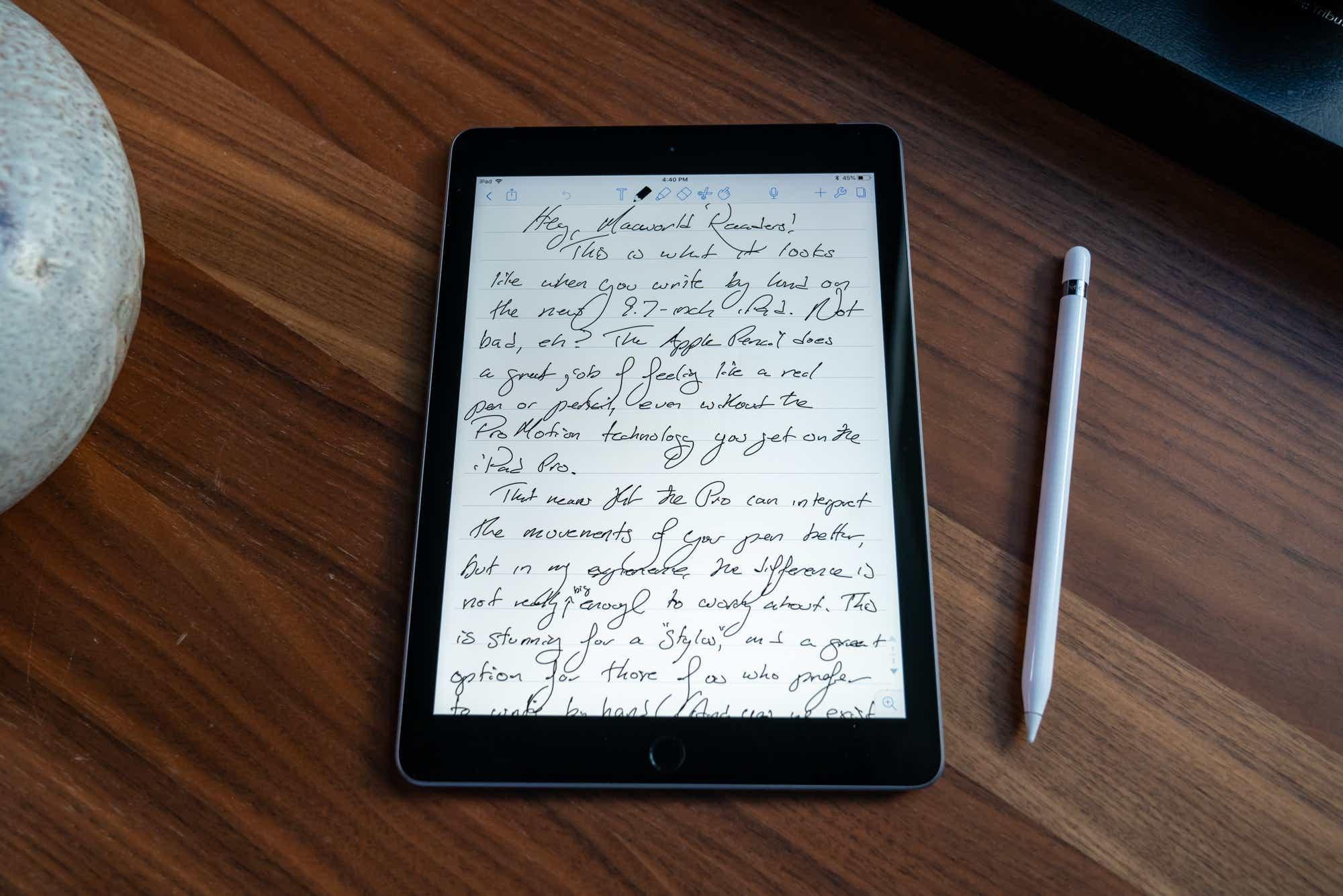 9.7-inch iPad (6th generation)
