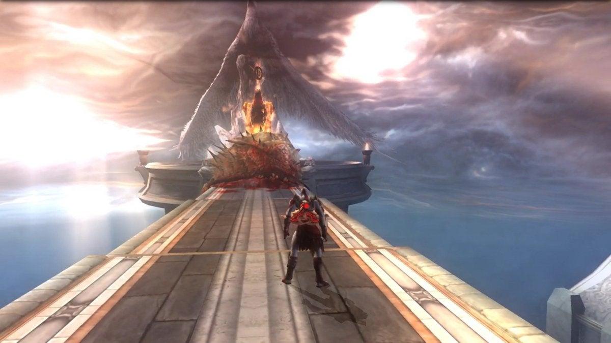 God of War II - PlayStation Now