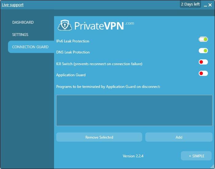 privatevpnconnectionguard