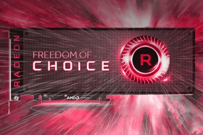 radeon freedom of choice