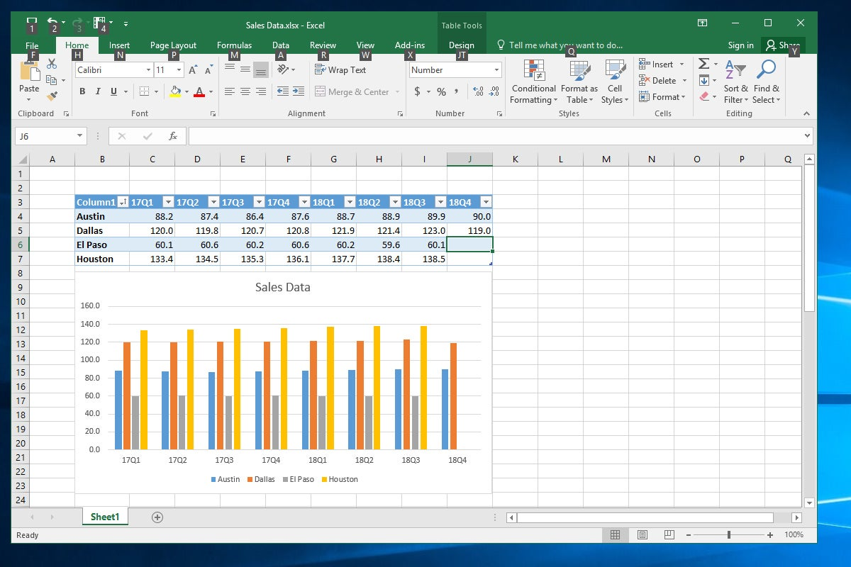 10 Spiffy New Ways To Show Data With Excel Computerworld And Parallel Circuits For Kids Worksheets Series See Larger Image