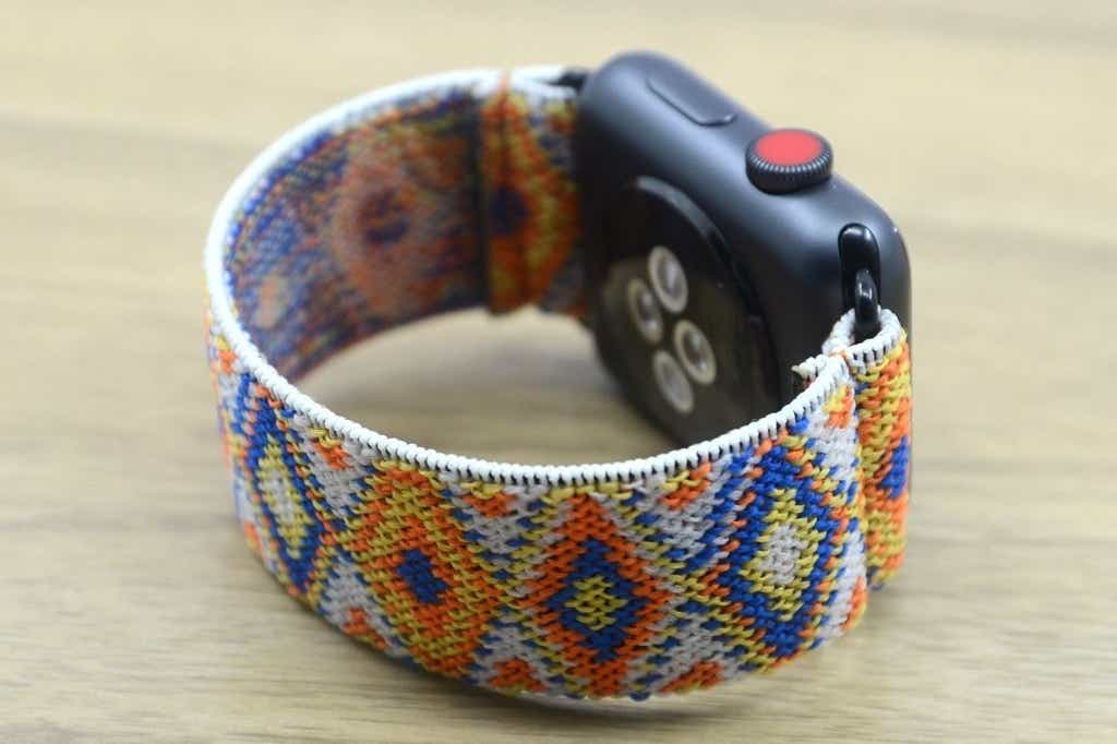 Tefeca Elastic Apple Watch Bands
