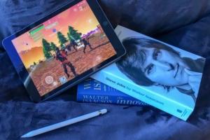 iPad and Books