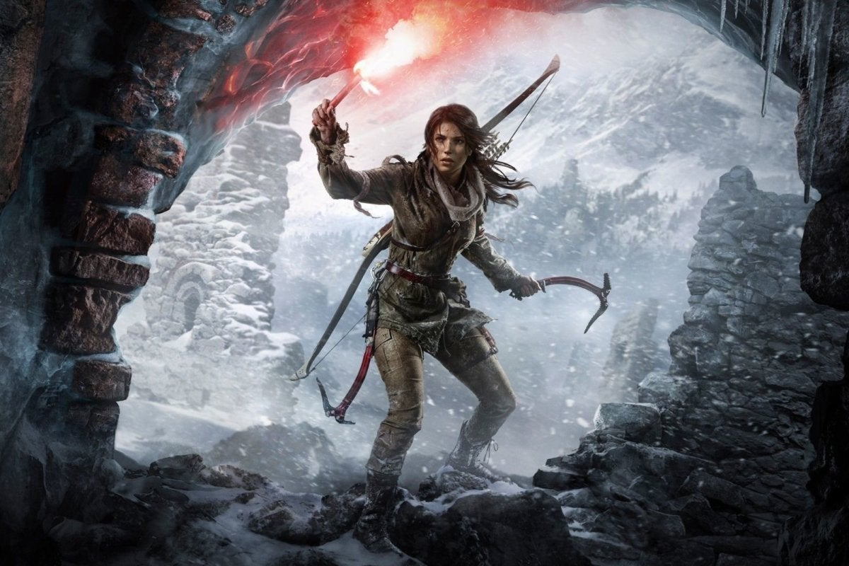 How well does 'Rise of the Tomb Raider' run on a Mac? Apple