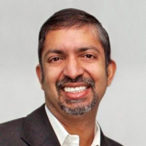 Vijay Sankaran, CIO, TD Ameritrade