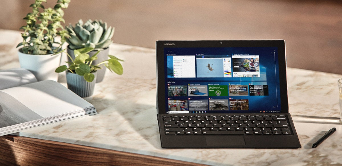 windows 10 spring update primary