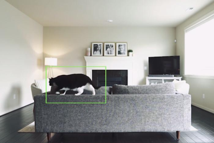 wyze cam motion tracking