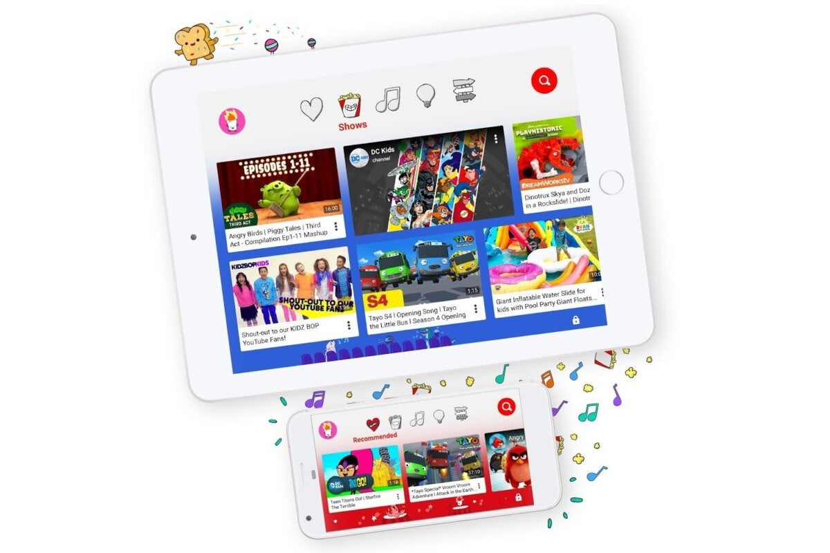 Where's the YouTube Kids app for TVs? | TechHive
