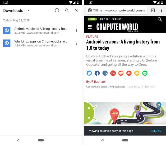 18 time-saving tips for the Chrome Android browser | Computerworld