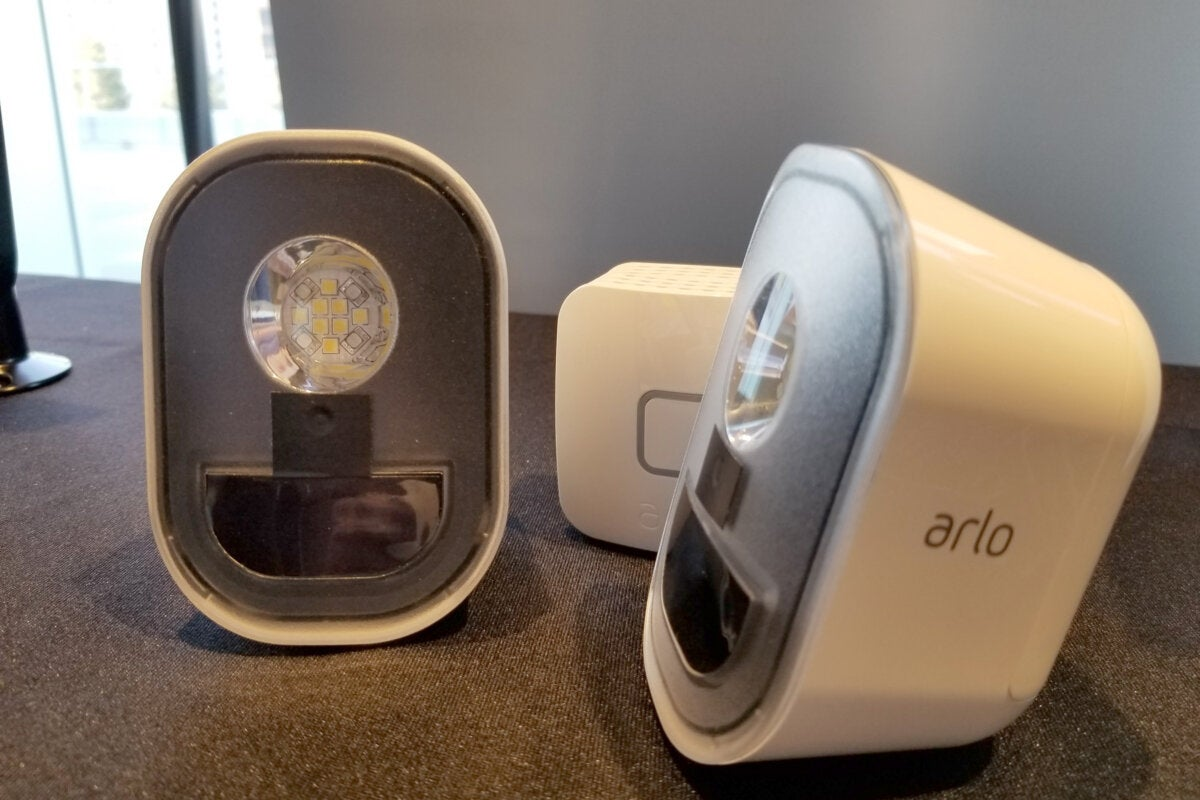 Netgear is expanding Arlo with security lights | TechHive