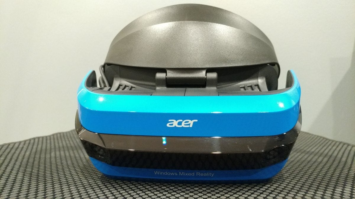 Windows Mixed Reality - Acer