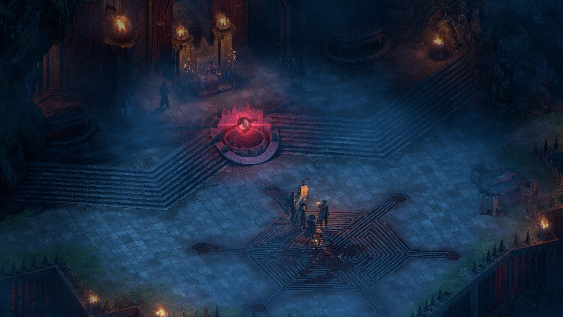 Pillars Of Eternity Ii Deadfire Review A Strong Ship In Shallow
