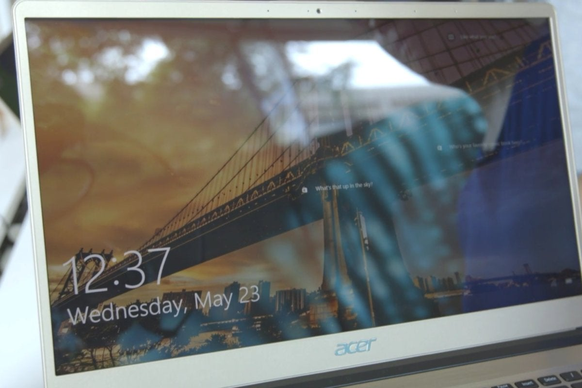 acer swift 3 display