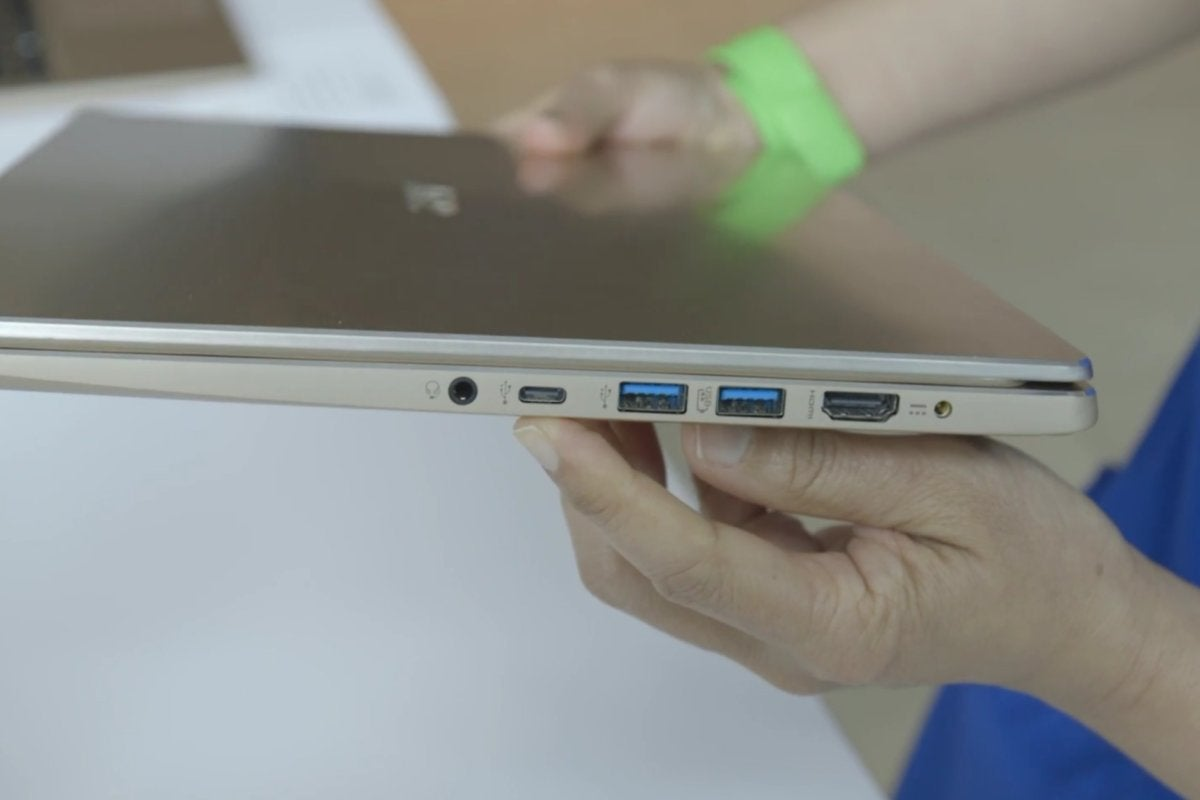 acer swift 3 right side ports3