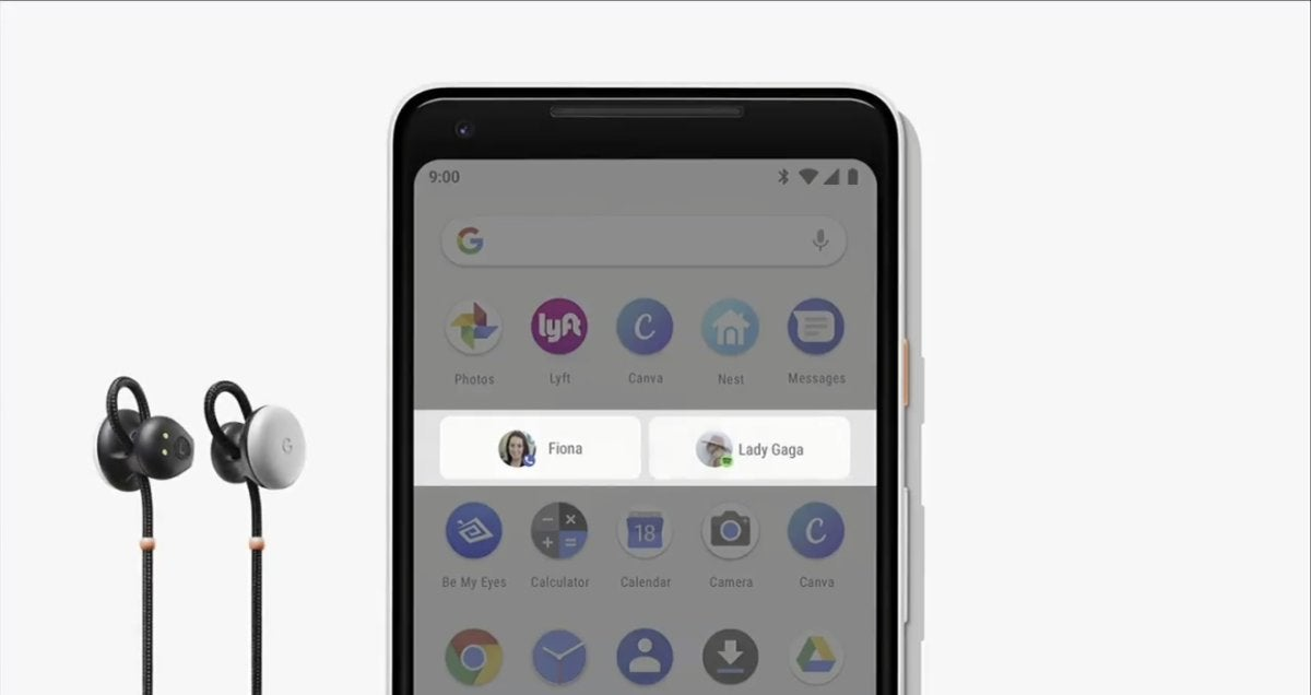 android p  new features announced from google i  o