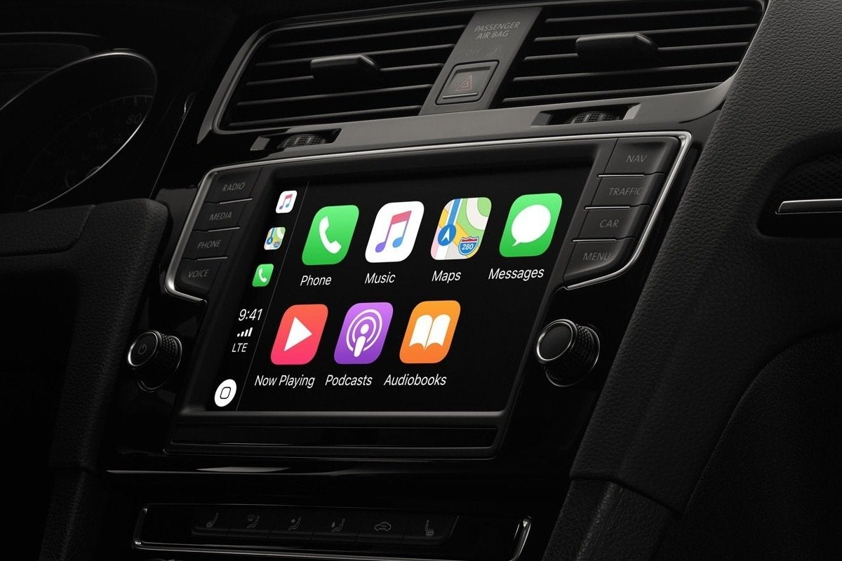 Apple, CarPlay, Apple Car, iOS