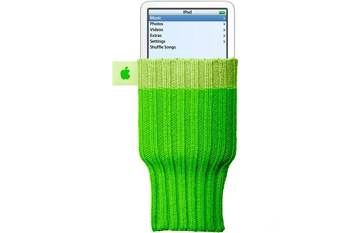 apple ipod socks