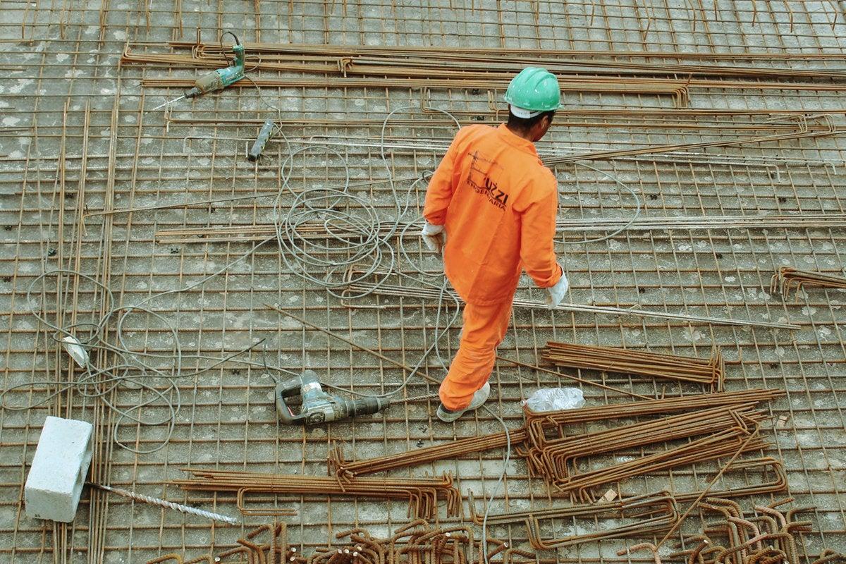 assembly construction site construct build deconstruct