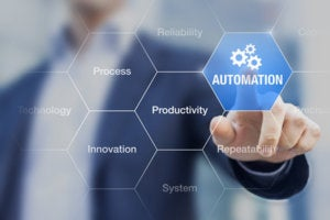 Robotic process automation is on the rise