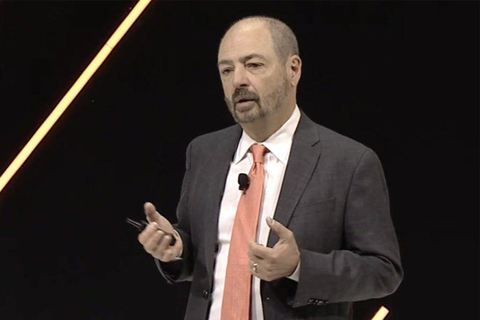 Pure Storage CEO Charles Giancarlo