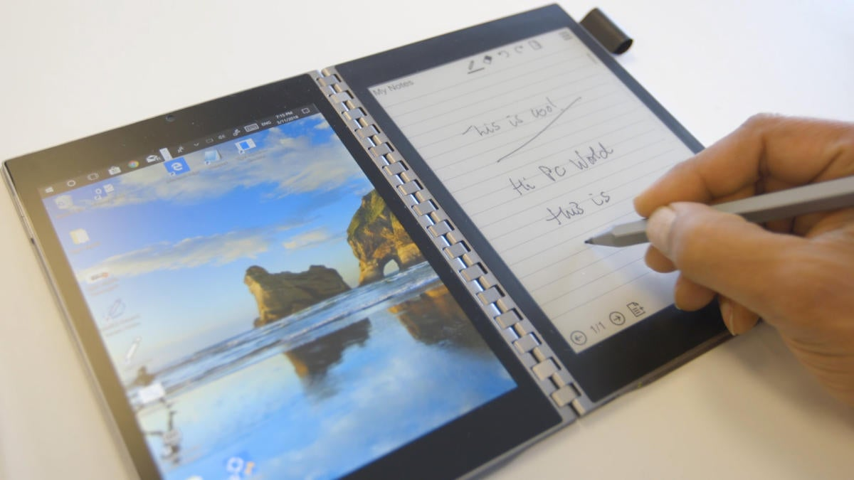 Intel Dual-Screen Computing