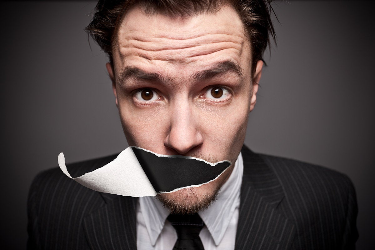 NDAs stifling tech workers' voices