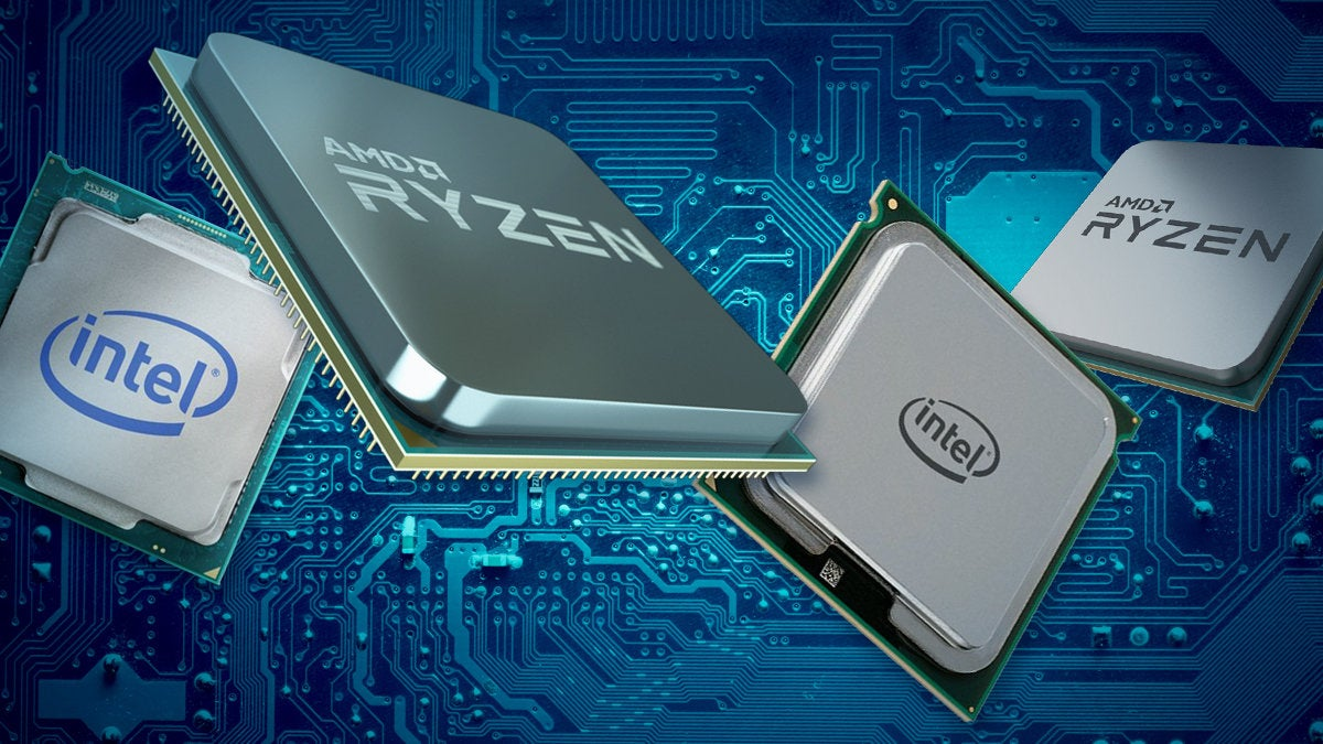 Intel, AMD both claim server speed records