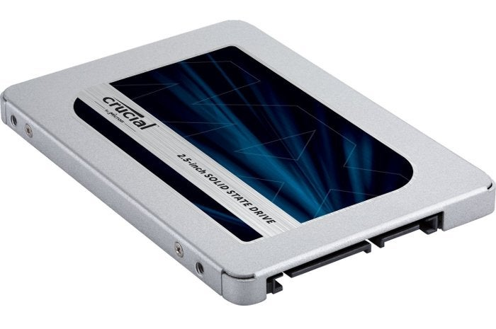 The ultra-popular 500GB Crucial MX500 SSD is just $64 today