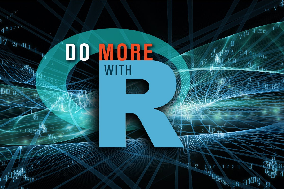 Do more with R: drag-and-drop ggplot | InfoWorld