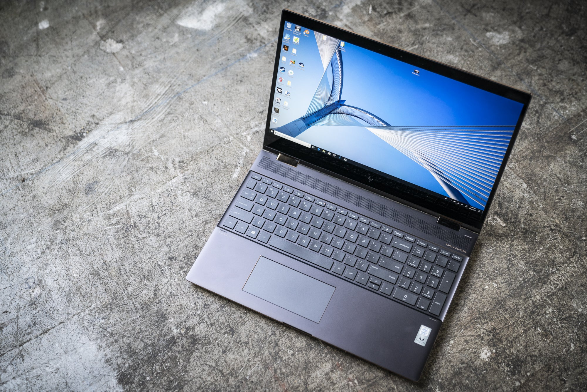 Hp Spectre X360 15 Review With Kaby Lake G This Laptop Can Do Mouse Gaming M 150 Almost Anything Pcworld