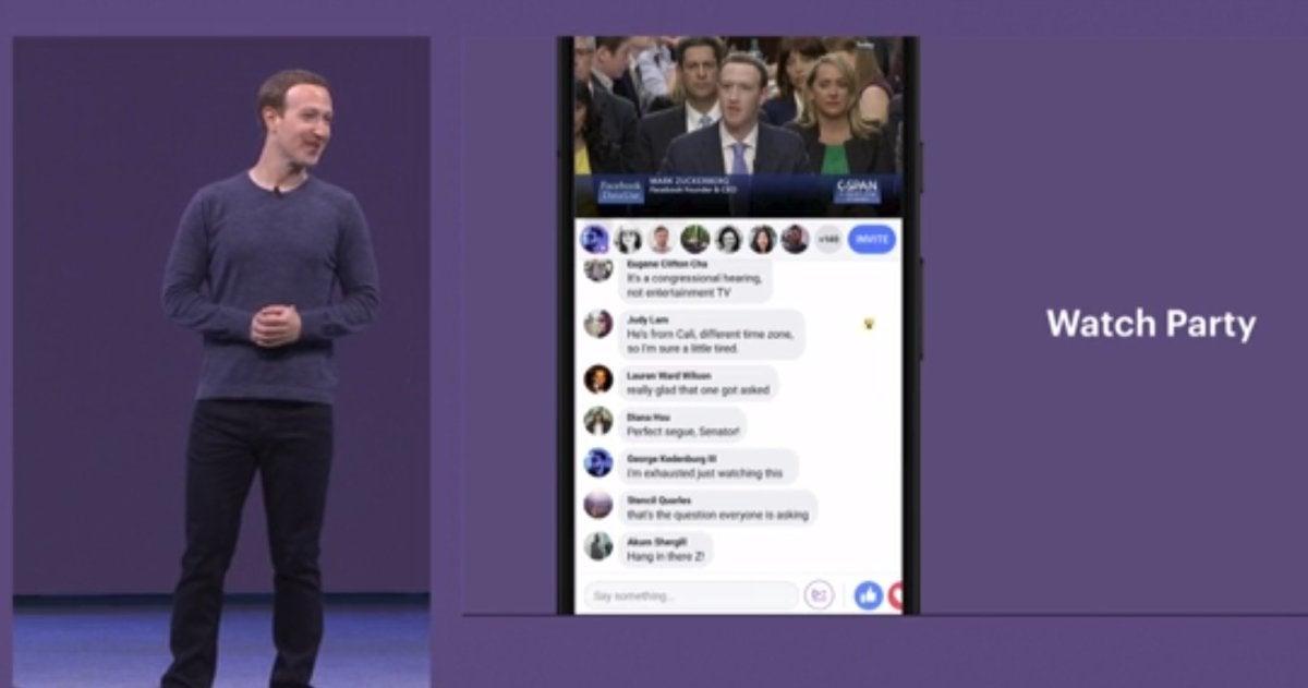facebook watch party stream