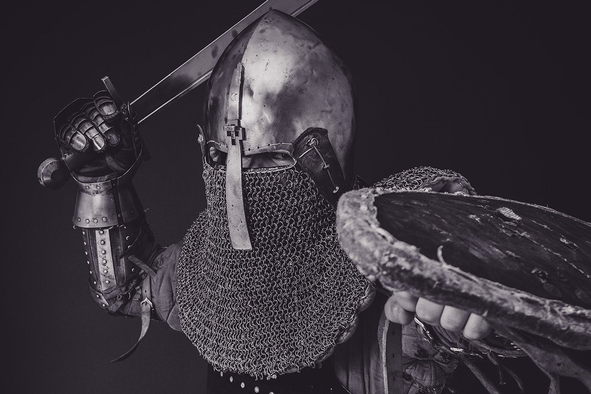 fighter angry warrior protect knight armor attack henry hustava 81799 unsplash