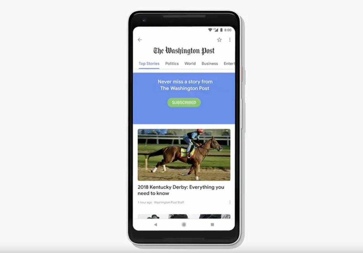 google news subscribe