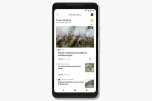 Major Google News overhaul starts rolling out today on web, Android, and iOS