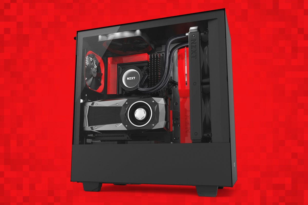 h500i black red primary