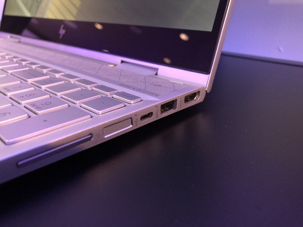 hp envy x360 15 right side