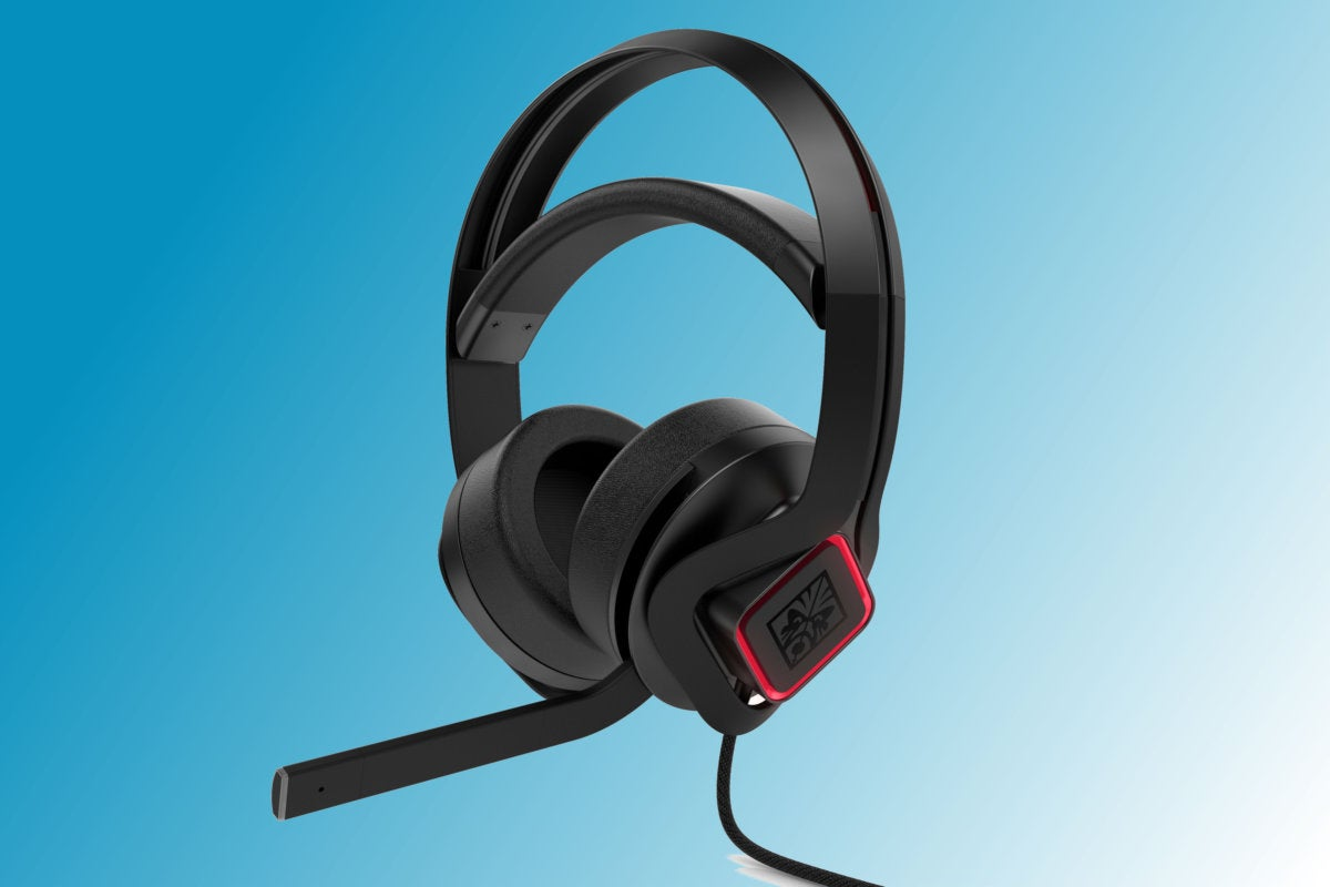 HP's self-cooling Mindframe headset leads a new pack of high-end