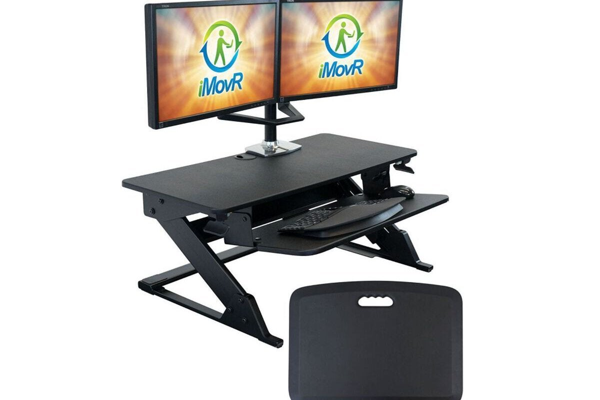 Standing Desks Help Keep You Healthy This Top Rated