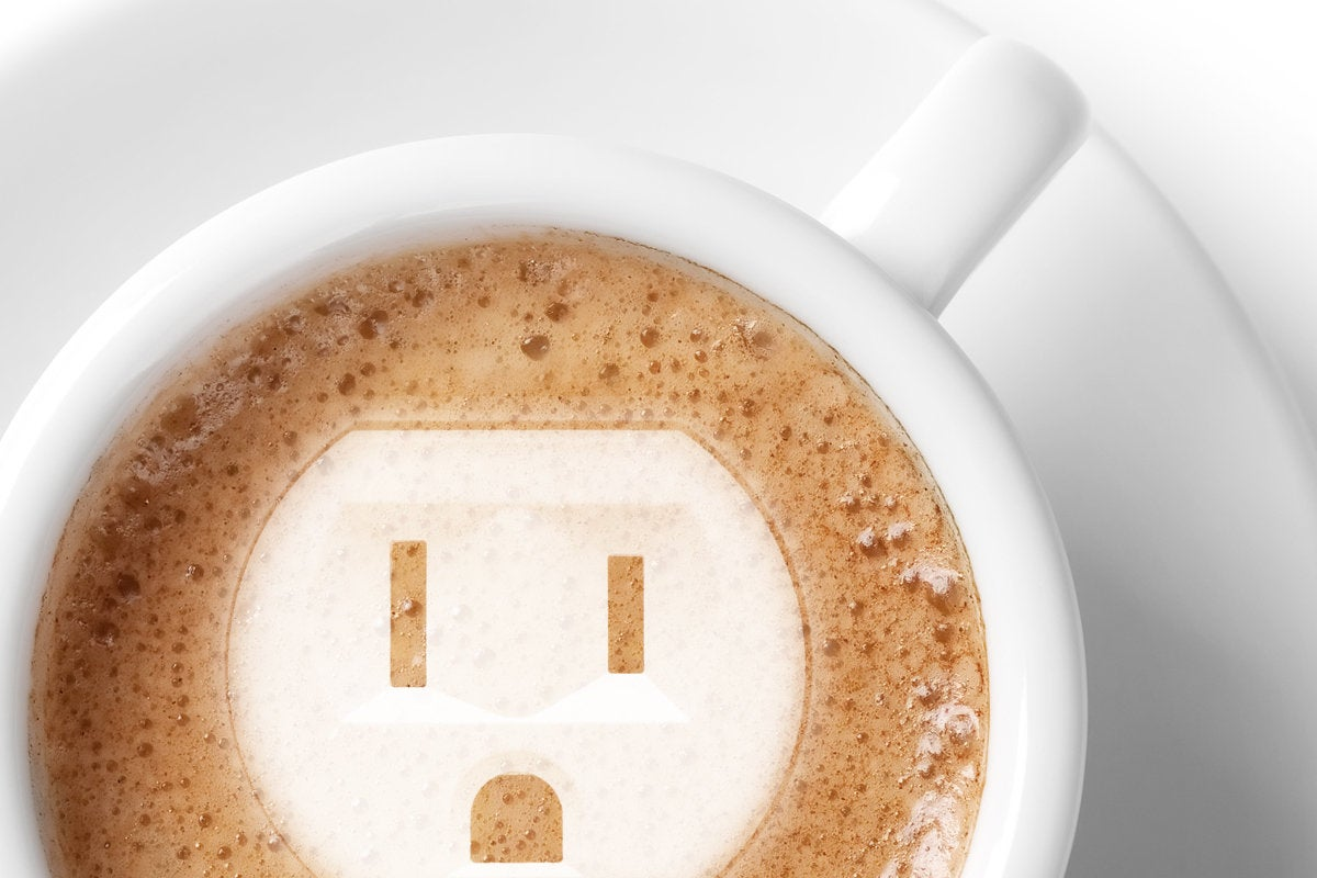 java socket programming cup of coffee with socket