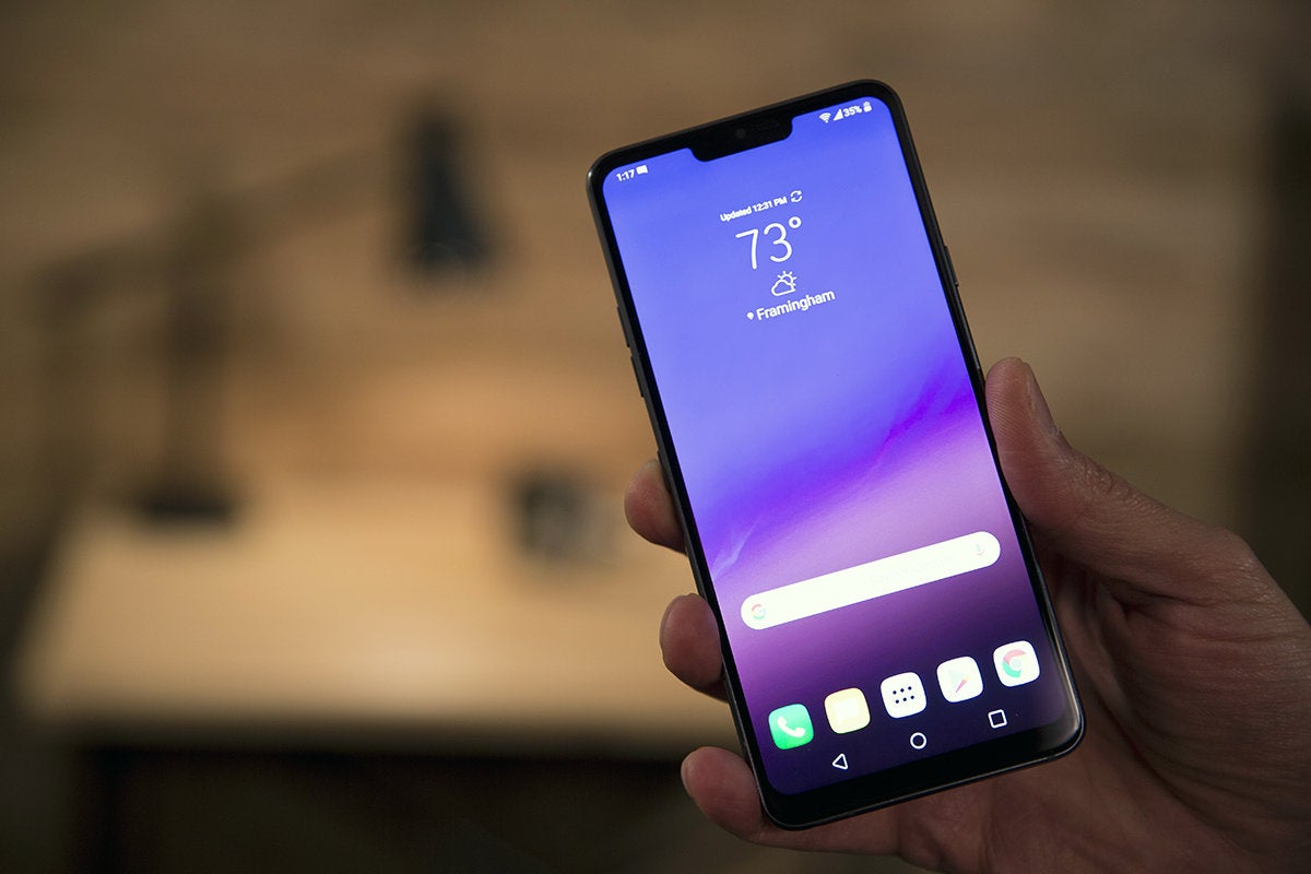 Android Confidential: The LG V40 is a better G7, with an