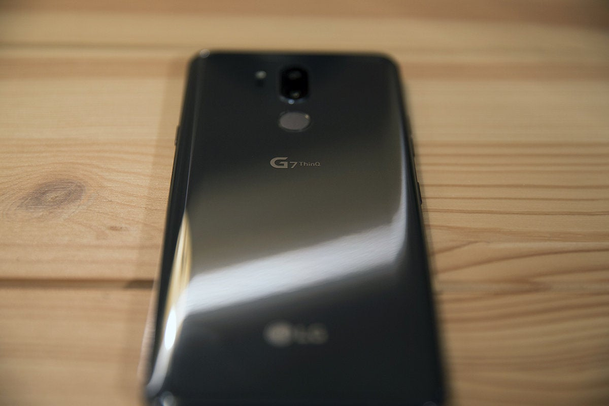 LG G7 ThinQ review: Big brains, bigger yawns | PCWorld