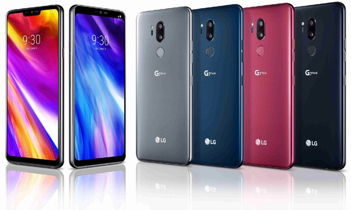 lg's g7 thinq looks like a company flailing