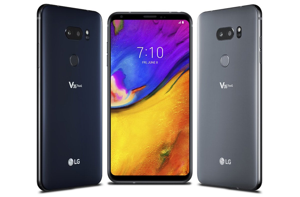 lg v35 thinq colors