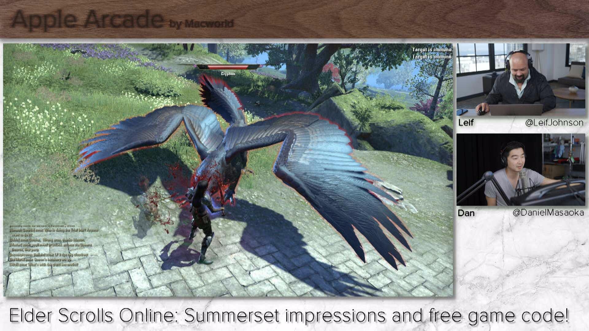 Elder Scrolls Online: Summerset launch day impressions | Apple