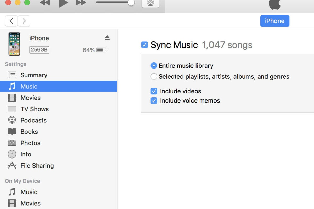 How to save an MP3 or AAC file to your iPhone or iPad | Macworld