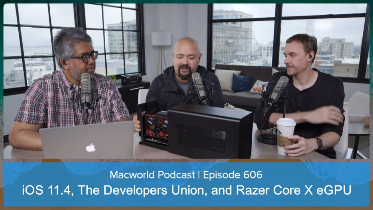 Macworld Podcast 606
