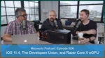 Macworld Podcast 606