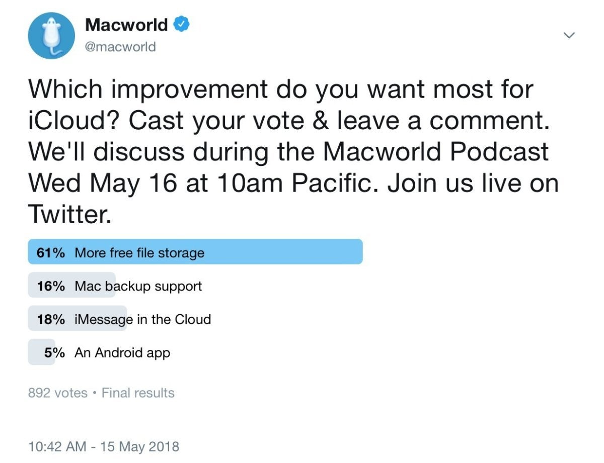 mwpodcast 605 icloud poll