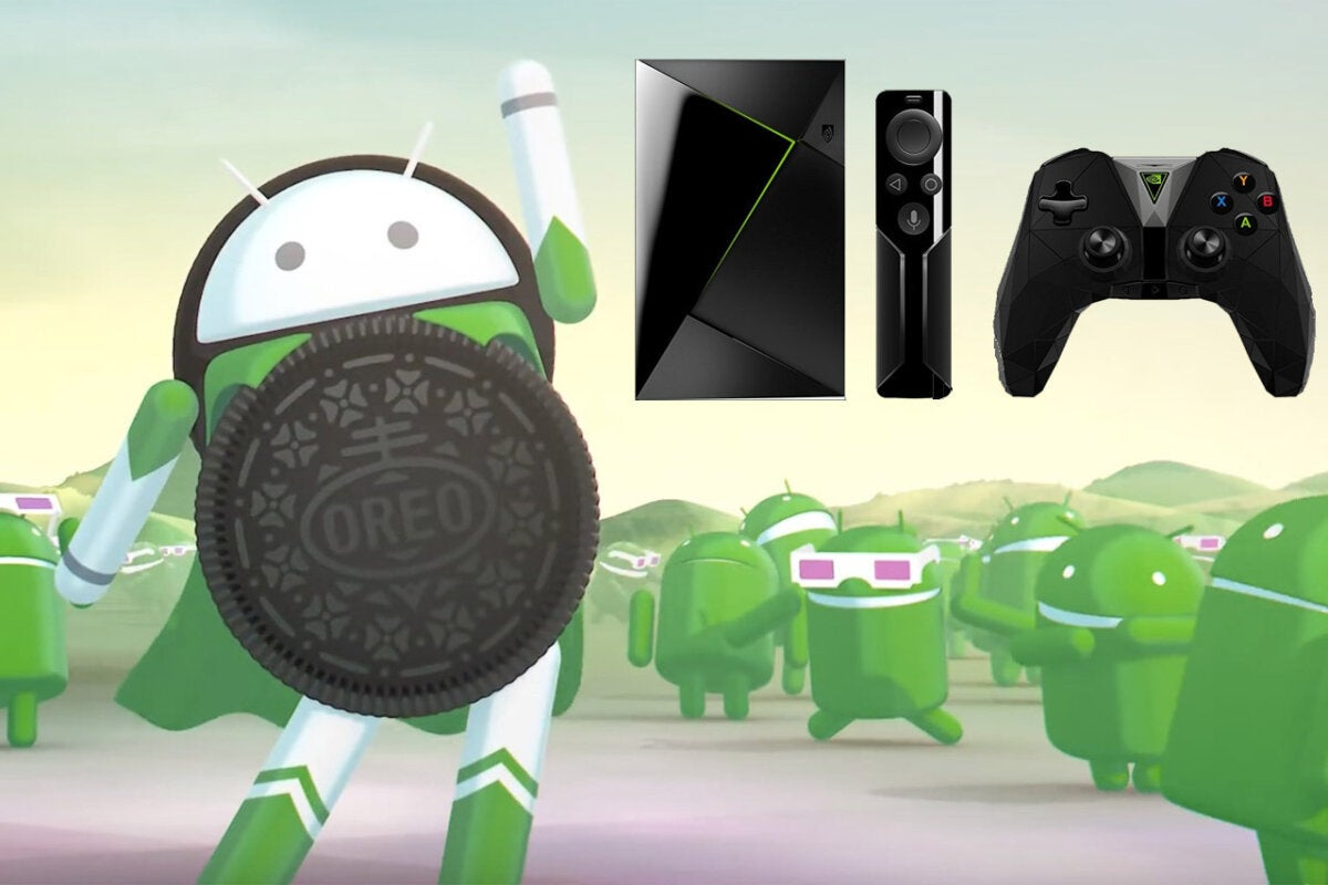 Nvidia's Shield TV gets an overhaul with Android 8 0 Oreo