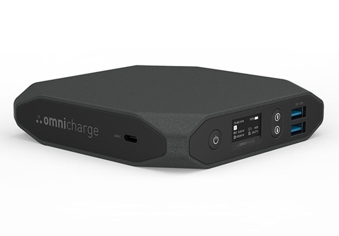 Omnicharge Omni 20 USB-C battery pack review | Macworld